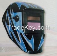 Auto darkening welding helmet with competitive prices, more colors for choose,