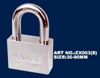 Sell suqare-type padlock