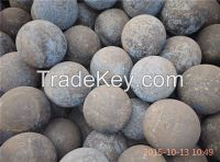sell grinding steel ball dia20mm-150mm