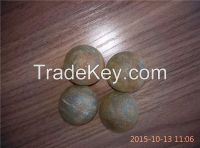Grinding balls, 75mncr and 60mn material, dia80mm