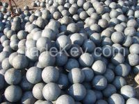 60mn forged grinding ball size50mm