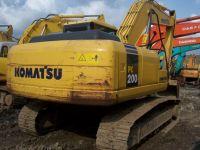Sell KOMATSU excavator PC200-7