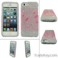 Sell Full Bling Protector Case, Design for iphone 5