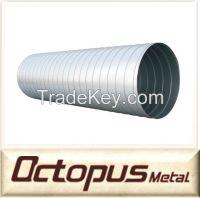 Aluminum Air Duct Pipe
