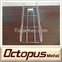 Galvanized Steel Cable Tray/Wire Mesh Tray