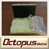 Foil Faced Fiberglass Insulation