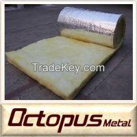 Aluminum Foil Facing Fiberglass Blanket