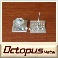 Octopus Stuck Up Pin/Glass Rolling Pin/Metal Insulation Pin
