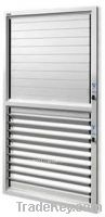 Sell uPVC Window/Door System Louvers and Components