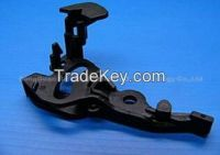 Auto plastic parts customerized