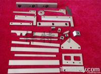 HSS high speed steel blade shearing knives Film machine cutting blades