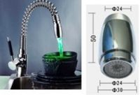 Sell LED faucets