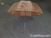 Sell straight umbrella