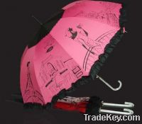 Sell straight umbrella 2