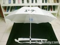 Sell White Hand Open Extension Spring Golf Umbrella