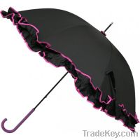 Sell Sell 2012 NEW Straight Ruffle Umbrella