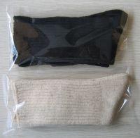 Sell natural hemp cotton socks in stocks