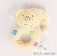 2013 New Babies Bear hand toy T255