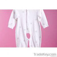Sell 2013 Babies Long sleeves Rompers open-seat pants
