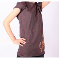 Sell summer garments womens short sleeves T-shirts T