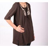 Sell Ladies Cotton Meduim sleeves Skirt U