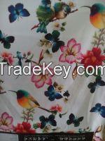 Degital printing   fabric