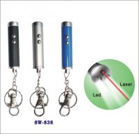 Sell led & laser keychain