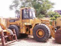 CATERPILLAR 966D wheel