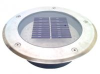 Sell solar underground lights