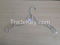 Display hangers, Dress hangers, Garment Hanger, T-shirt hangers in Plastic material