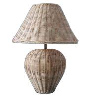 Sell  rattan table lamp