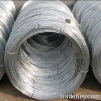 galvanized iron wire be made of low carbon steel rod
