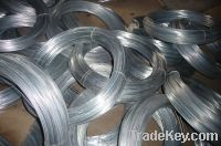 0.3mm-4mm hot dipped galvanized iron wire