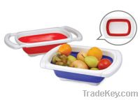 Sell TPR Plastic Stretchable Foldable Sink-Save space, Easy to use