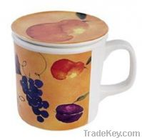 Sell 100% Melamine Decal Drink Cup -Food safe, Eco-friendly