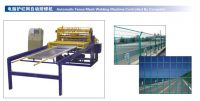 Sell CNC Wire Mesh Fence Welding Machine(DNW2500)
