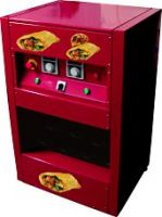 POCKET PIZZA machine , automatic