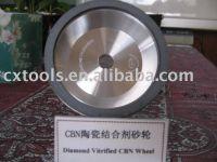 Sell ceramic bond grinding wheel