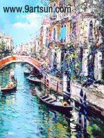 Oil Painting - Landscape Series