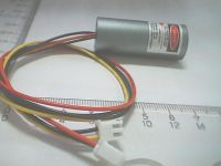 Sell 200mW laser didoe module, semiconductor laser, visible red lasers