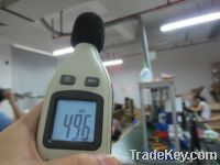 FU-GM1351 noise decibels, typical sound levels, sound level meter
