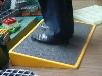 frp molded stair treads and covers, frp gratings