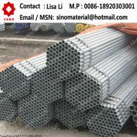 Hot dip Glavanized steel pipe