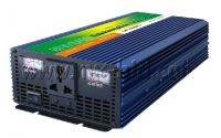 Power inverter with charger (500W)