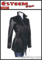 Sell ladies leather coat