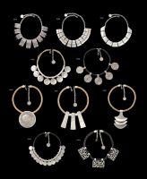 silver plated imitation jewelry
