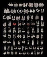 Sell silver plated imitation jewelry and accessory