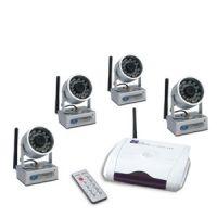 Night vision wireless Camera kits, Wireless camera W812G4