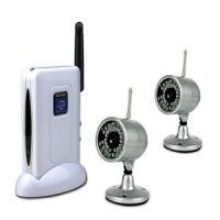 Wireless CCTV Camera kits, CCTV Camera, W802i2