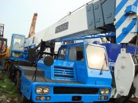 Sell 30T used crane